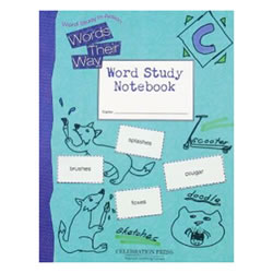 MCP Words Their Way Student Workbook Level C (Grade 3)