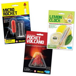 Mini Science Kits Set
