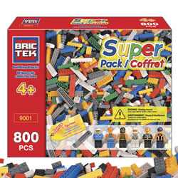 Brictek Building Blocks Super Pack