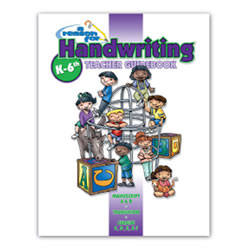 A Reason For Handwriting Levels 1-6 Teacher Guide