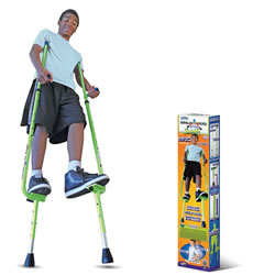 Air Kicks Walkaroo Xtreme Stilts