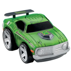 Shake 'n Go! DC Super Friends Green Lantern Car