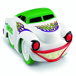 Shake 'n Go! DC Super Friends Jokermobile