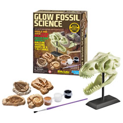 Glow Fossil Science Kit