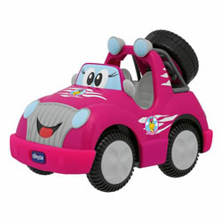 Safari Tracker Remote Control Car - Pink
