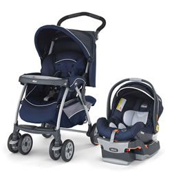 Cortina KeyFit 30 Travel System - Pegaso
