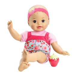 Little Mommy Baby So New Doll