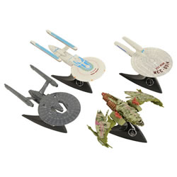 Star Trek Vehicles Assortment (Set of 4)