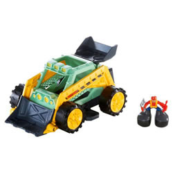 Matchbox Big Boots Bulldozer Squad