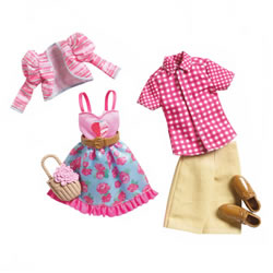 Barbie® & Ken Date Night Fashion Set - At The Picnic