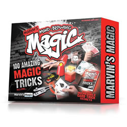 Marvin's Magic 100 Amazing Magic Tricks
