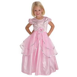 Royal Pink Princess Dress-Up