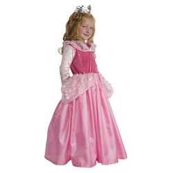 Sleeping Beauty Dress & Crown