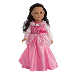 Sleeping Beauty Doll Costume