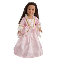 Pink Parisian Doll Costume