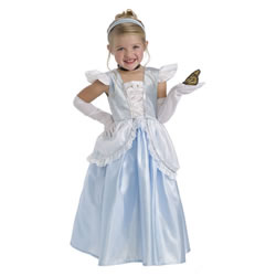 Cinderella Dress & Accessories