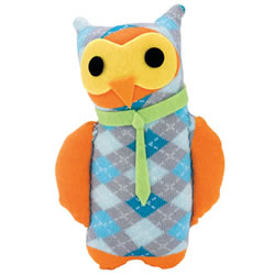 Creativity For Kids Sew Cute Sock Owl