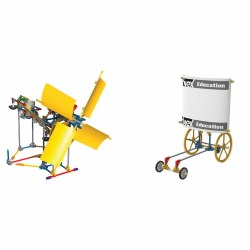 Exploring Wind & Water Energy K'NEX® Set