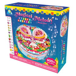 Sticky Mosaics® Magical Melody Music Box