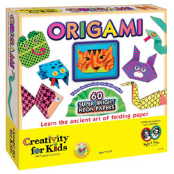 Creativity For Kids Origami Paper Craft