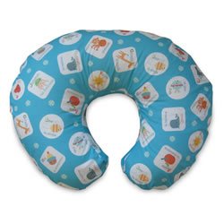 Boppy® Pillow with Flashcards Slipcover