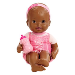 Little Mommy Tiny Dancer African American Doll