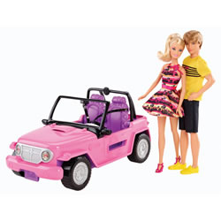 Barbie® & Ken Beach Cruiser