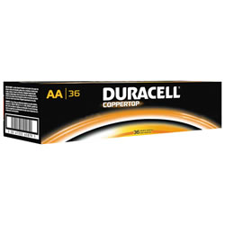 Duracell® AA Batteries - 36 Pack