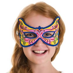 Dreamy Dress-ups Fantasy Rainbow Fairy Mask