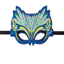 Peacock Fairy Mask