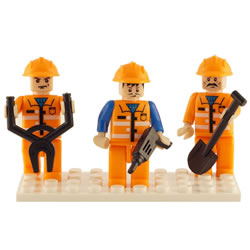 Brictek Figures - Construction