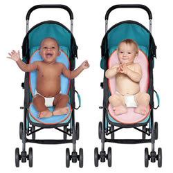 Cooling Stroller Pads