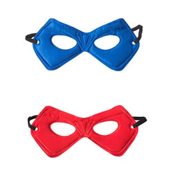 Power Face Mask - Red/Blue