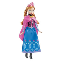 Disney - Frozen Sparkle Anna Doll