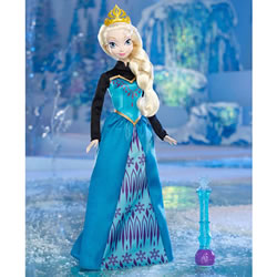 Disney's Frozen Color Changing Doll - Elsa