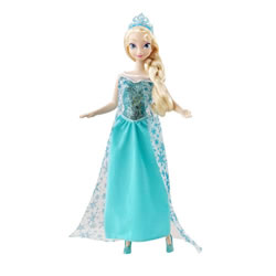 Frozen Magical Music Doll - Elsa