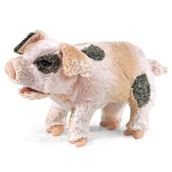 Grunting Pig Puppet
