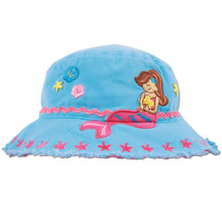 Young Child's Mermaid Bucket Hat