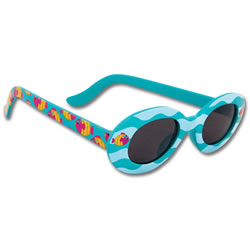 Young Child's Fish in the Sea Sunglasses