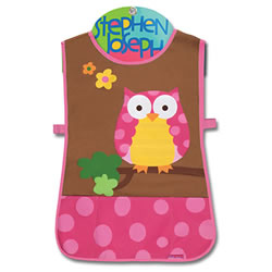 Owl Craft Apron