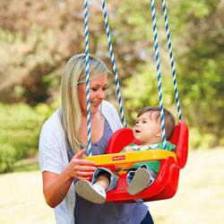 Infant to Toddler Outdoor Swing
