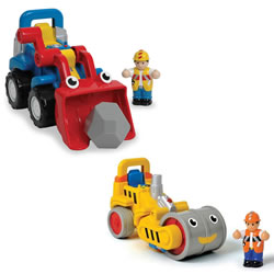 WOW® Construction Crew Playset