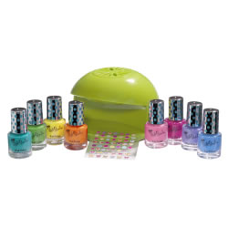 Color Wheel Style Studio Nail Art Set