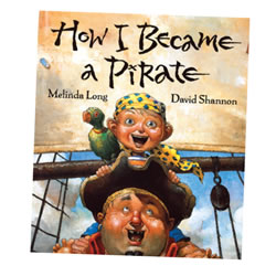 How I Became A Pirate - Hardback