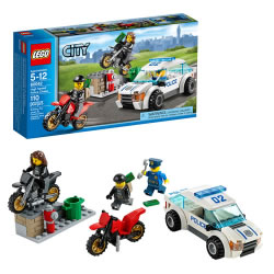 LEGO® City Police High Speed Police Chase (60042)