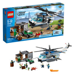 LEGO® City Police Helicopter Surveillance (60046)