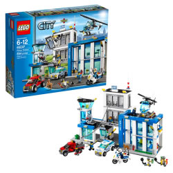 LEGO® City Police Police Station (60047)