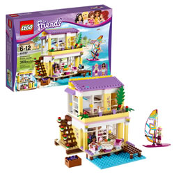 LEGO® Friends Stephanie's Beach House (41037)