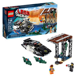 LEGO® Movie Bad Cop's Pursuit (70802)