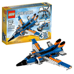 LEGO® Creator Thunder Wings (31008)